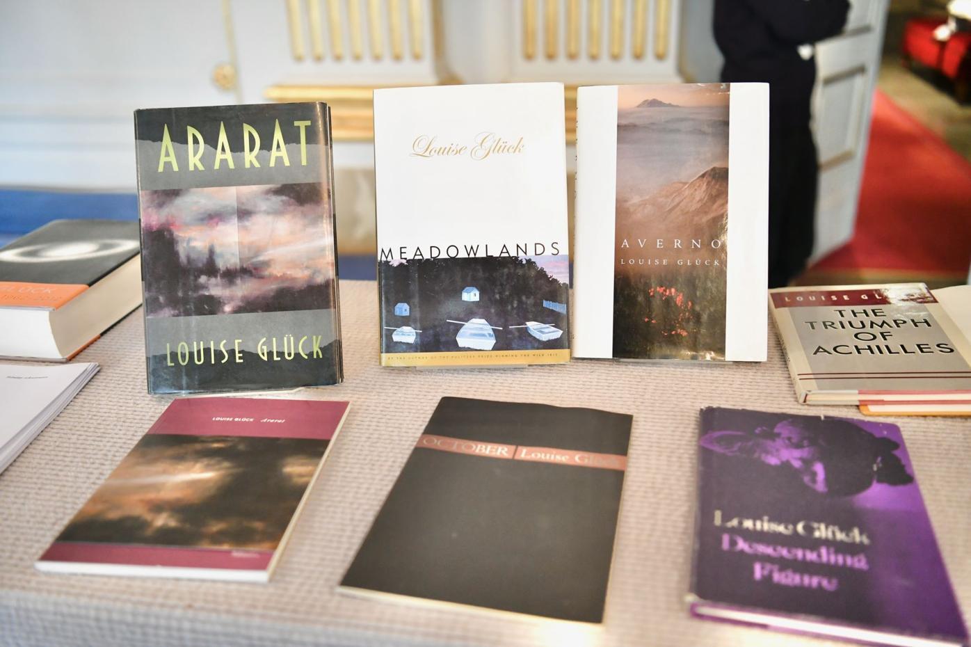 Sweden Nobel Literature