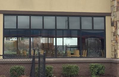 Cookout Dining Room Closed