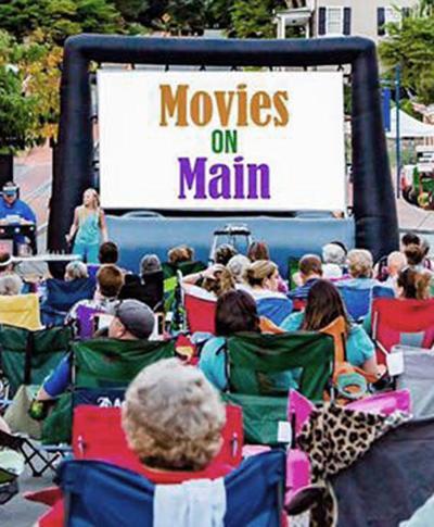 Free Movies Resume Saturday