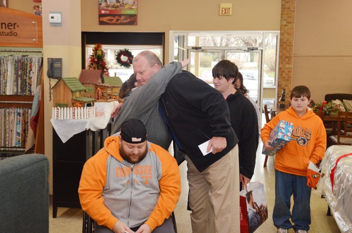 Roberts Furniture Donates To 2 Families In Need Local News