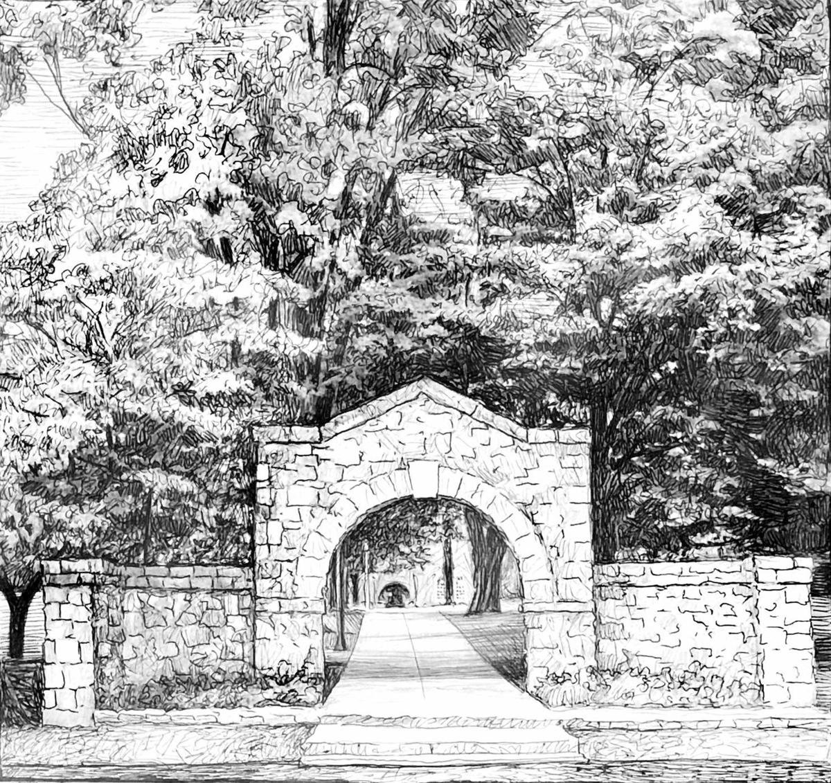 Bill Bledsoe Arch