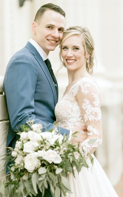 Chelsea Muhlhahn Weds Matthew Scoffone