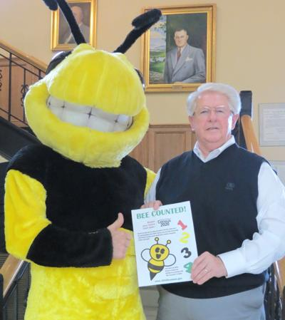 Mayor and Census Bee