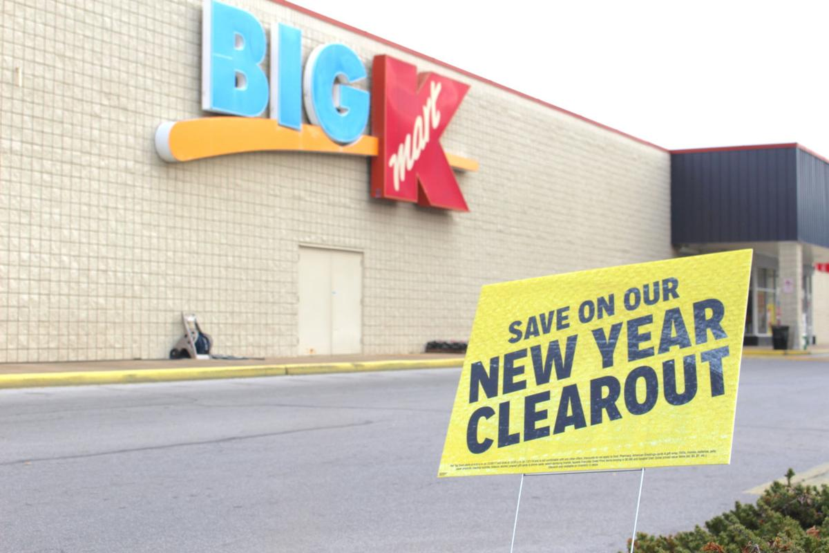 signs advertise a new year clearout sale at kmart a january statement by parent company sears holdings said the store will close by early april - Kmart After Christmas Sale