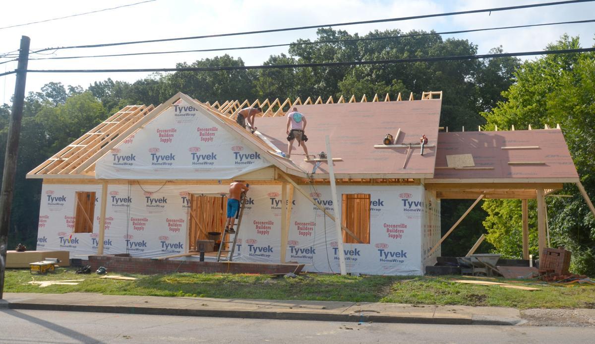 Isaiah House Construction