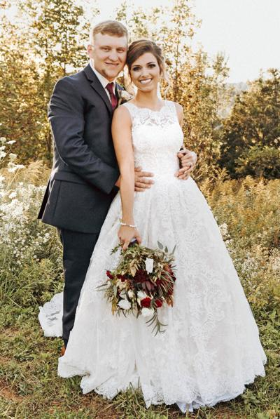 Kylie Javae Renner Weds Caleb Marshall Shaw