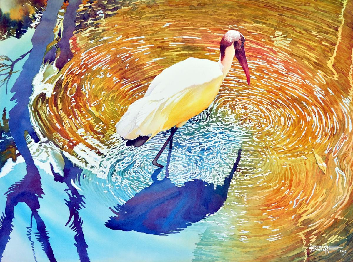 Paintings By Danecke, Hankins On Exhibit At Mason House Gallery