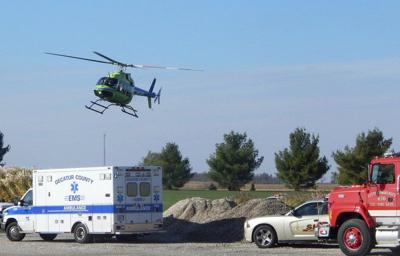 Teen injured in farm accident Friday afternoon