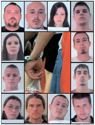 18 Months, 13 Arrests | Local News | greensburgdailynews com