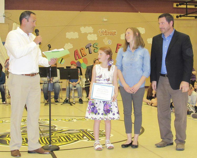 REMC presents awards to St. Mary's students
