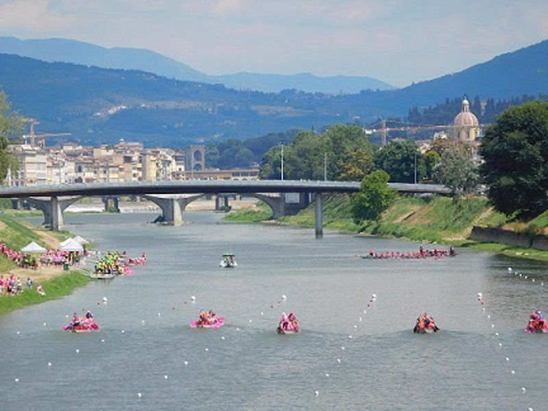 Local cancer survivor joins dragon boat race in Italy