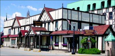 Historic Sherman House Restaurant Inn Closes In Batesville