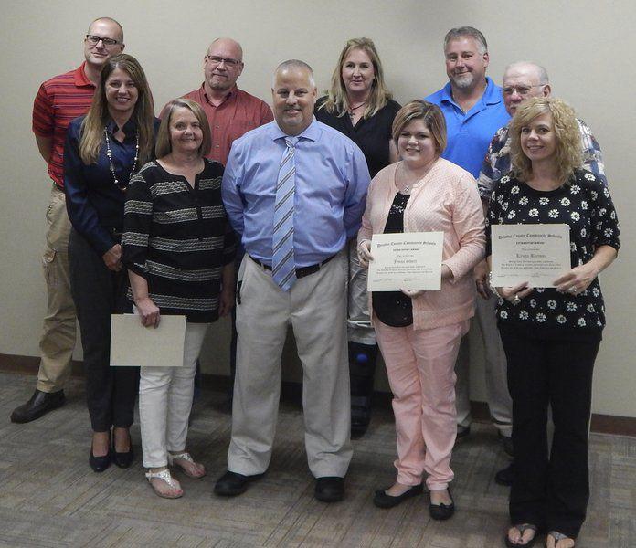 North Decatur students present to DCCS School Board