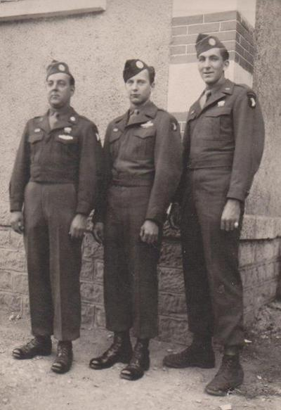 McKinney remembers time in 101st Airborne