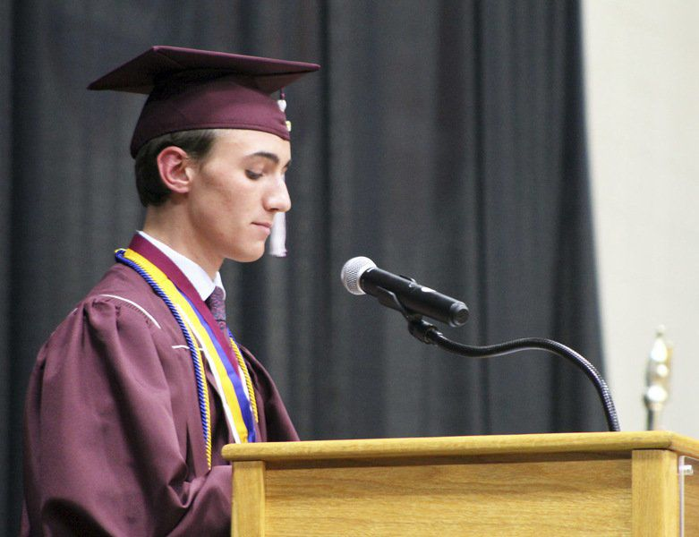 SDHS grads continue writing their story