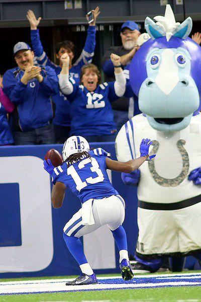 Colts appear on falling attendance list