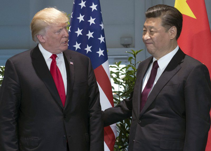 Trump delays announcement of trade action against China