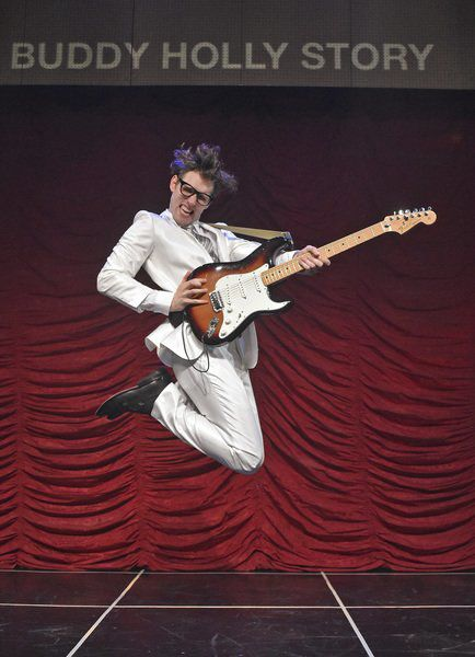 Beef & Boards: 'Buddy Holly Story' a winner
