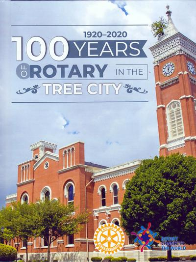 Rotary book