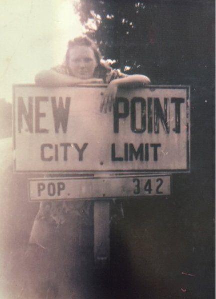regarding New Point (Newpoint), Indiana