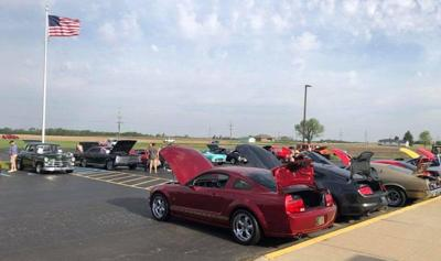 Charger car show, rummage sale coming soon