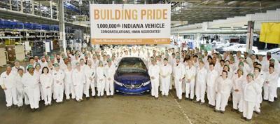 Honda Greensburg Indiana >> Greensburg Honda Celebrates Local News Greensburgdailynews Com