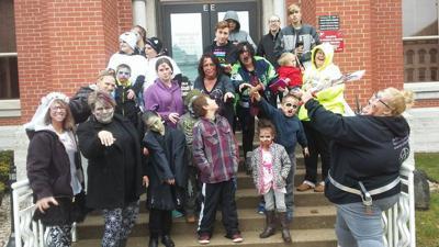 Zombie Walk returns this month
