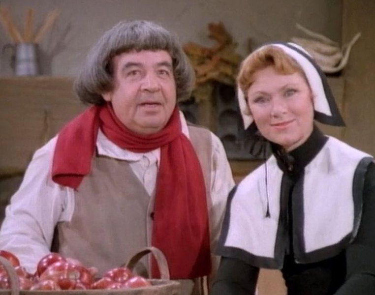 A 'Happy Days' Thanksgiving with Marion Ross