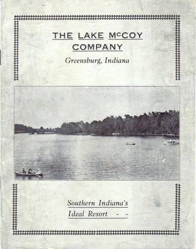 lake mccoy indiana