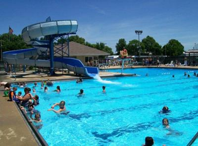 Local pool open for business