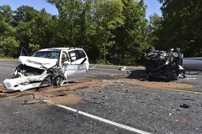 Woman killed in local crash