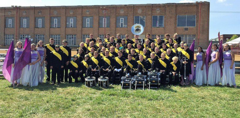 Decatur County Marching Band finishes 9th at State Fair Band Day