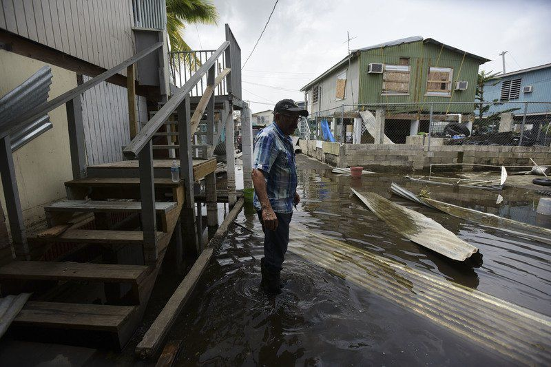 Don't overlook the Americans who suffer in Puerto Rico, US Virgin Islands