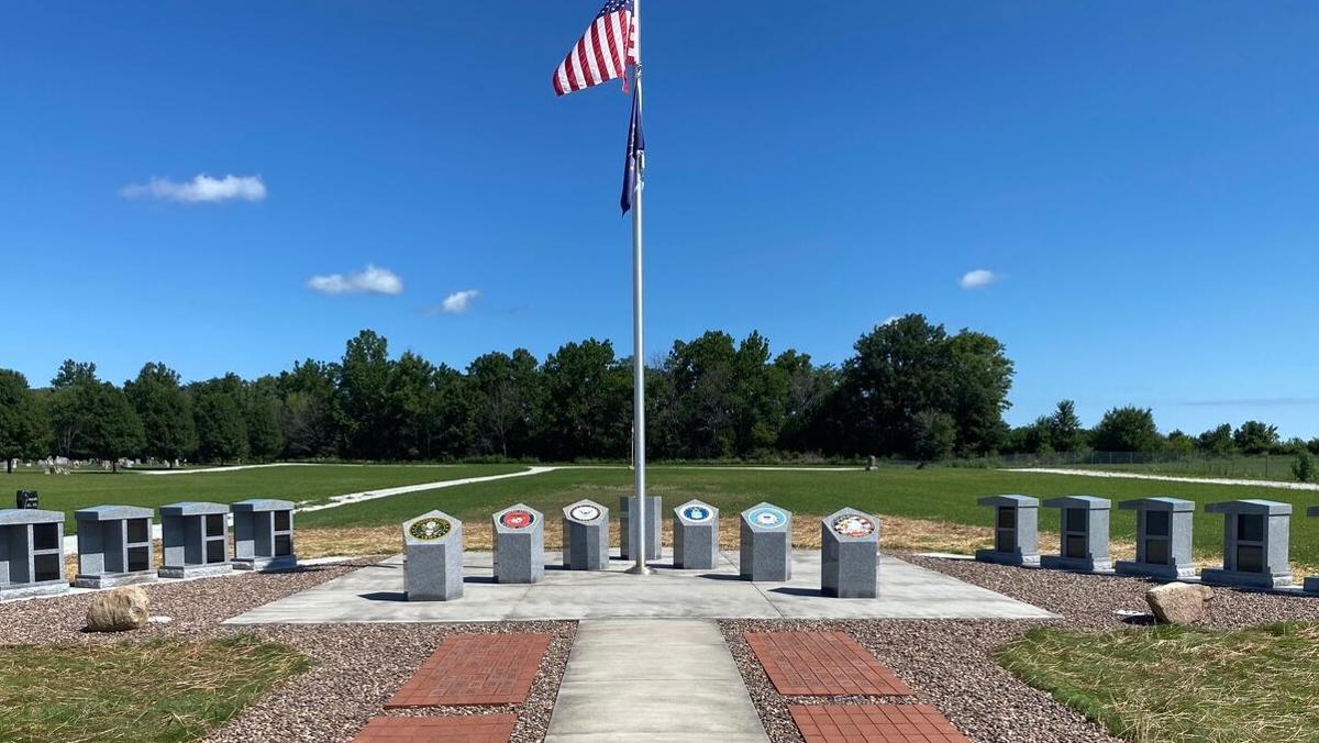 Arlington East Hill Cemetery Honor Park