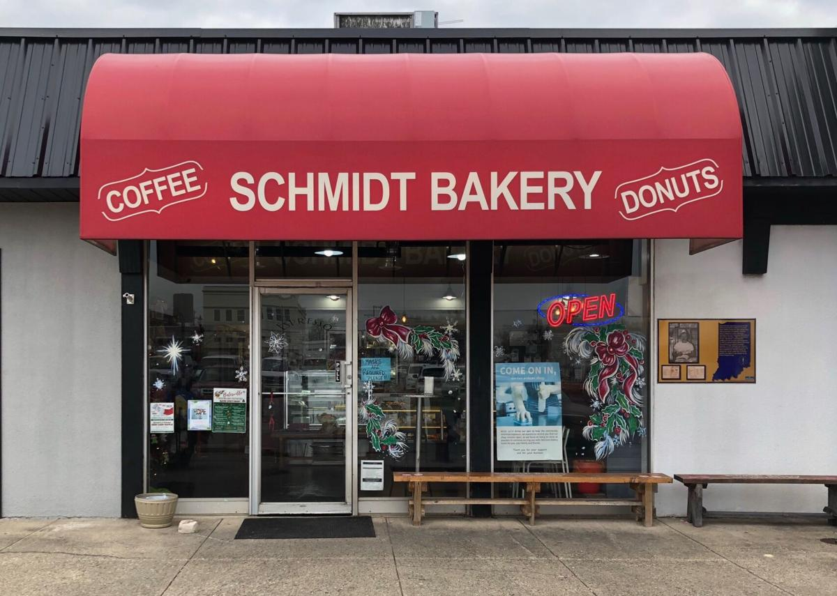 Schmidt Bakery voted 9th Best Donut Shop in Indiana