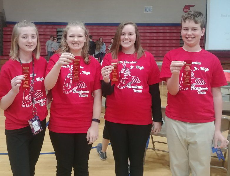 Young Chargers academic teams do well
