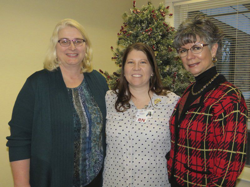 Harrison Receives Certification As Hospice Palliative Care Nurse