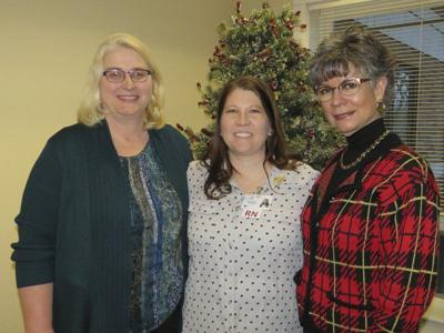 Harrison receives certification as hospice, palliative care