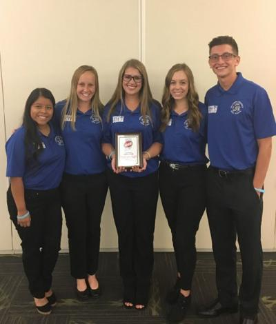Local SADD chapter receives state recognition
