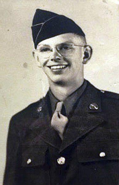 Rex Hargitt on Normandy, June 7
