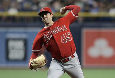Angels, MLB mourn Skaggs after pitcher dies
