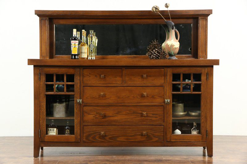 A Return To Simplicity...mission Style Furniture