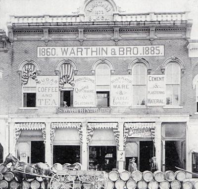 Warthin Building