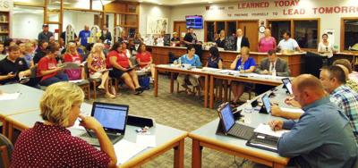 School board ponders conceal carry policy