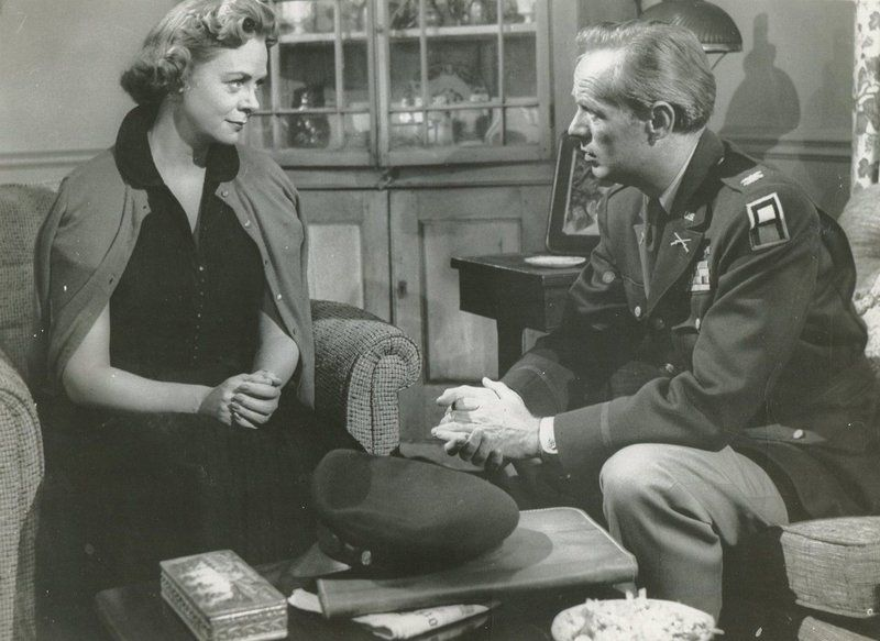 June Lockhart hallmark