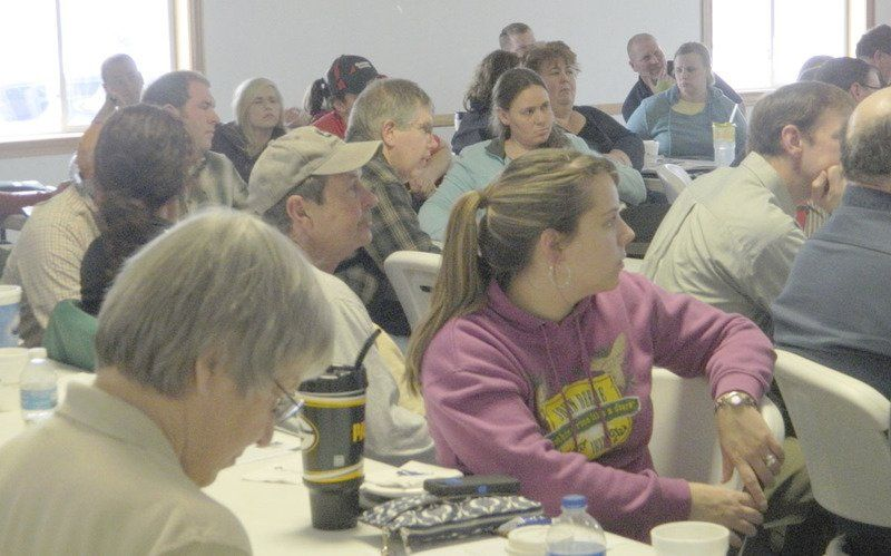 Conservation Cropping Systems Initiative draws crowd