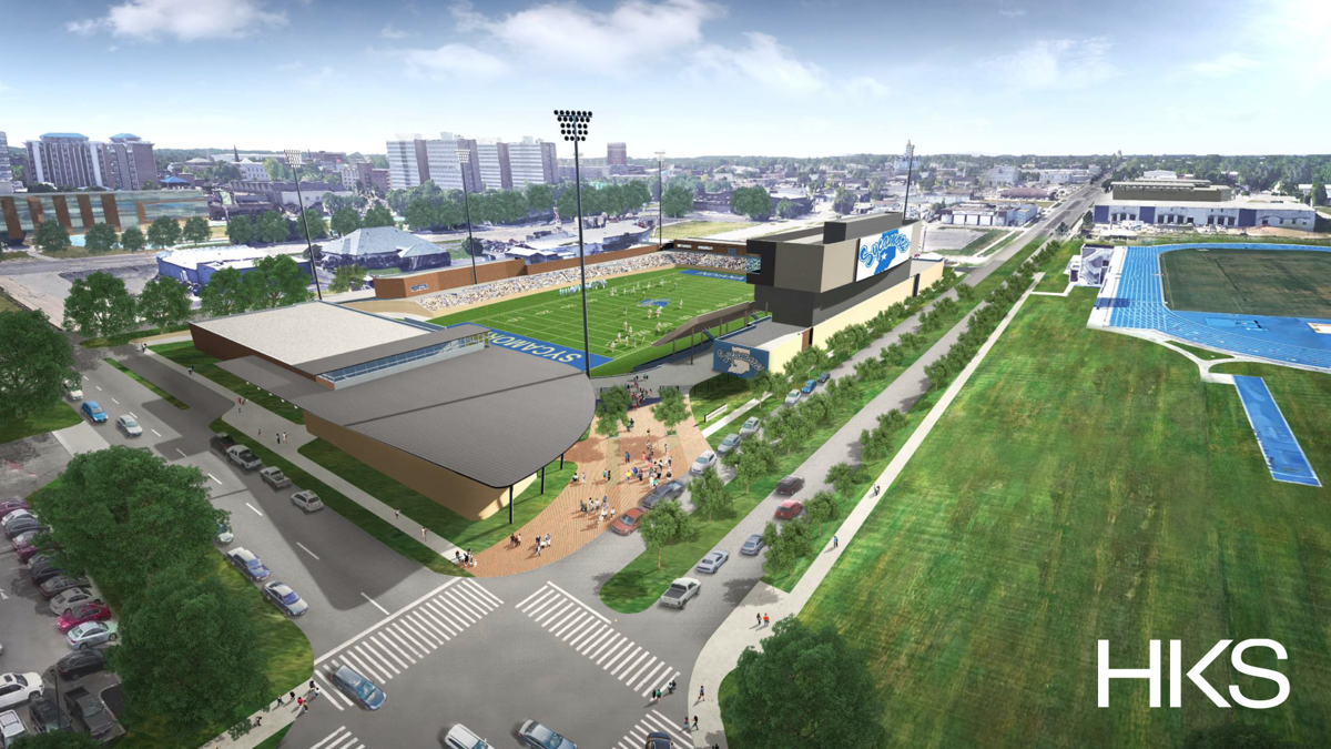 Campus Football Soccer Stadium From West.png