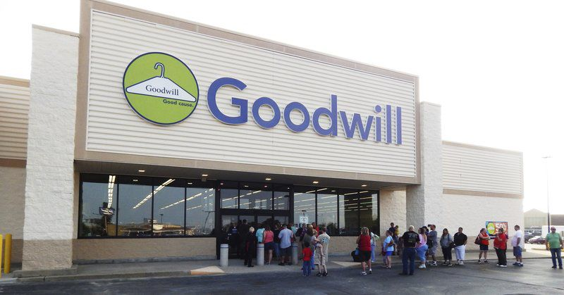 Local Goodwill store has a new home
