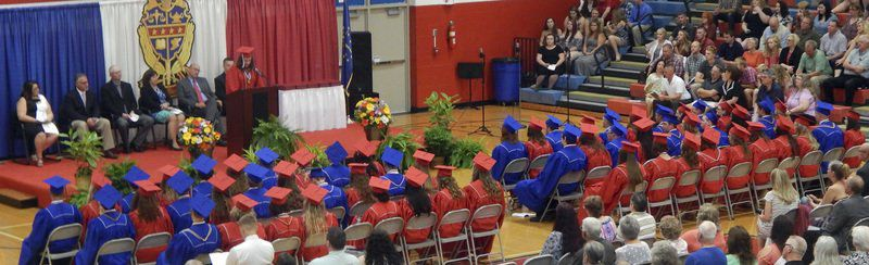 North Decatur graduates their 50th class