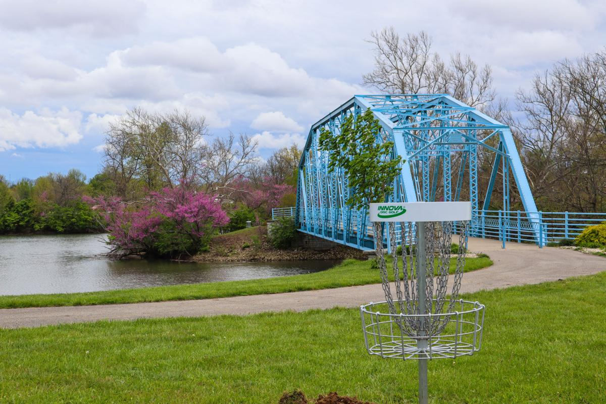 Disc Golf Course Installed At Local Park Local News Greensburgdailynews Com